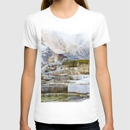 Yellowstone Hot Springs (2) T-shirt