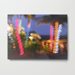 Fiesta Feeling Metal Print