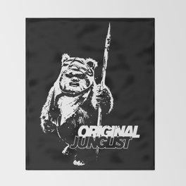 Wicket Original Junglist Throw Blanket