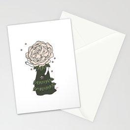 Rose Child Stationery Cards