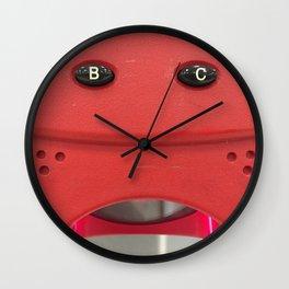 B-C-ing you! Wall Clock