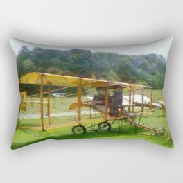 The Pusher Rectangular Pillow