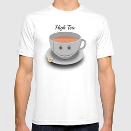 """High Tea"" Wasted Tee Shirt T-shirt"