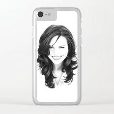 lana I Clear iPhone Case