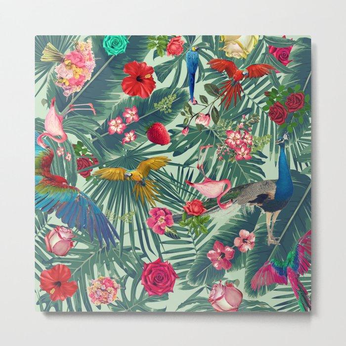 tropical fun nature Metal Print
