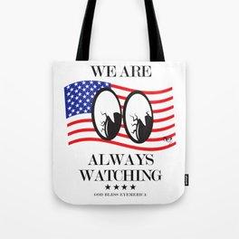 Eyemerica Tote Bag
