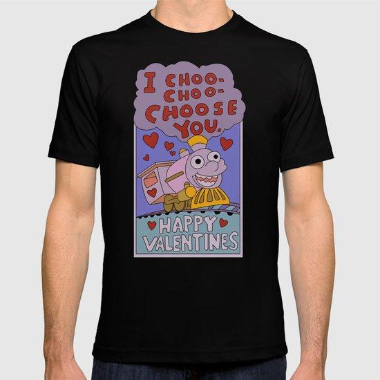 The Simpsons: I choo-choo-choose you T-shirt