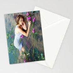 Ophelia 2 Stationery Cards