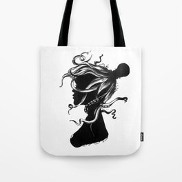 Squindy Silhouette Tote Bag