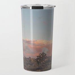 Joshua Tree Sunset No.2 Travel Mug