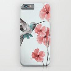 Hummingbird with Hibiscus iPhone 6s Slim Case
