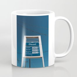 Marfa Art Coffee Mug