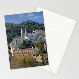 Sintra, Portugal Stationery Cards