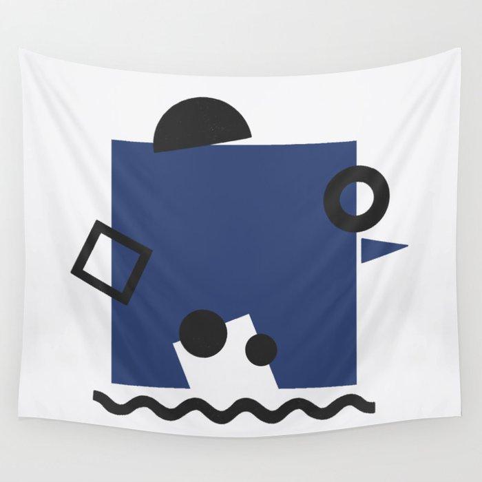 Dark Blue Square