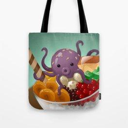 Halo Haloctopus Tote Bag