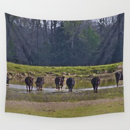 Cattle Wall Tapestry