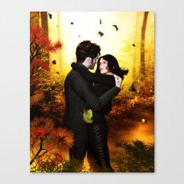 Immortal Love Canvas Print