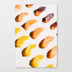 Citrus 2 Canvas Print