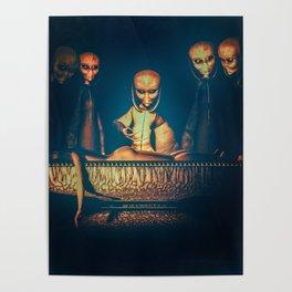 Alien Abduction Alien Autopsy Poster