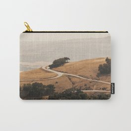 San Simeon Hills Carry-All Pouch