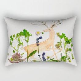 Deer Me! Rectangular Pillow