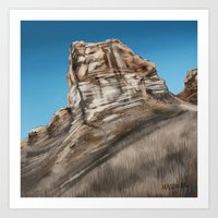 utah Art Prints featuring Utah by Liz Masters