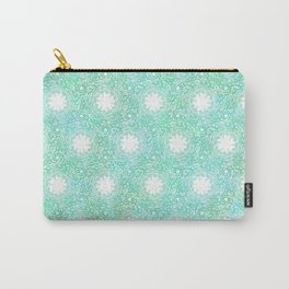 Fresh Thistle Carry-All Pouch