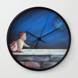 SELENE (VARIAZIONE) Wall Clock