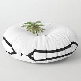 Posh Palm Palm Beach Floor Pillow