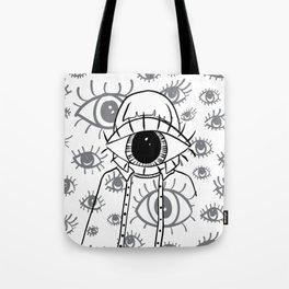 Eye Am Eye Am Eye Am Tote Bag