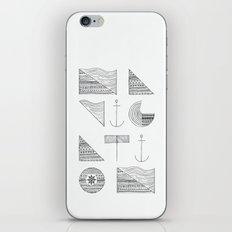 NAVIGATION iPhone & iPod Skin
