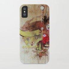 re lie able iPhone X Slim Case