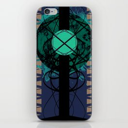 The Eye iPhone Skin