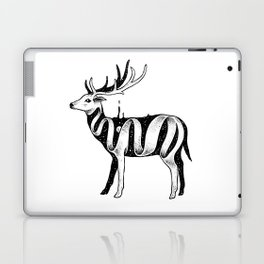 Lost in Its Own Existence (Deer) Laptop & iPad Skin