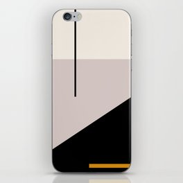 abstract minimal 28 iPhone Skin