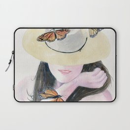 The Beauty Within Laptop Sleeve