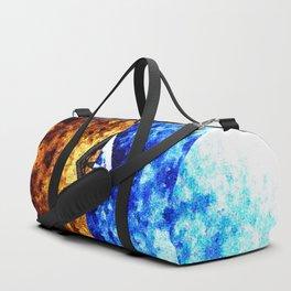 Split Duffle Bag