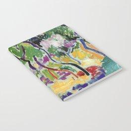 Henri Matisse Landscape at Collioure Notebook
