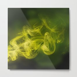 Smoke - Breaking Bad style Metal Print