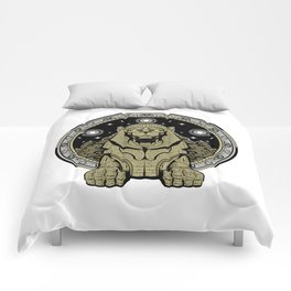 The Lion Age Comforters