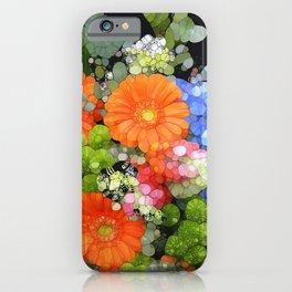 Bohemian Bouquet iPhone Case
