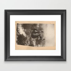 Eternity Boy Framed Art Print