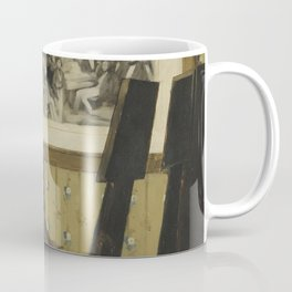 The Cellist Pilet Coffee Mug