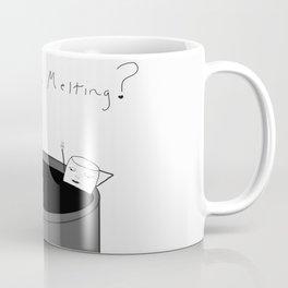 Chillin' Or Melting? Coffee Mug