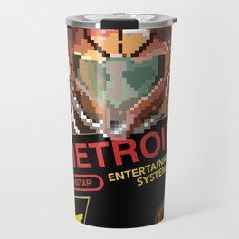 NES Metroid Travel Mug