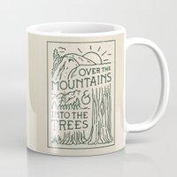 Over The Mountains Mug