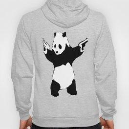 Banksy Panda1 Hoody