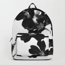 Primrose In BW Backpack