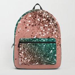 Cali Summer Vibes Lady Glitter #4 #shiny #decor #art #society6 Backpack