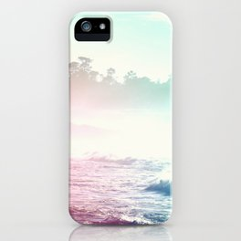 Summer on the Coast iPhone Case